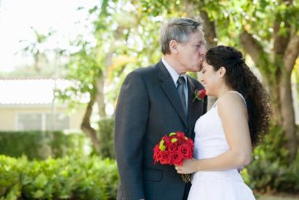 Sự nổi loạn của một gái trẻ lấy chồng già
