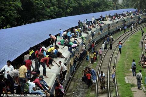 Bangladesh, tàu, Trung Quốc, Tết