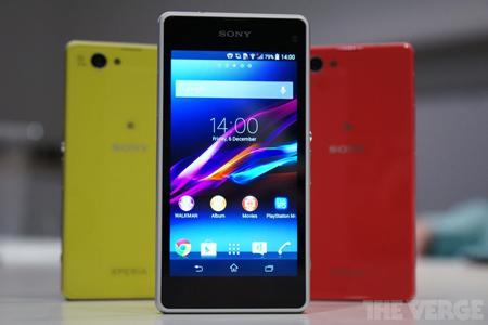 CES 2014, Sony Xperia Z1 Compact, Samsung, webOS, LG, Lenovo ThinkPad 8