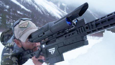 súng thông minh, bán tự động, tự ngắm, xạ thủ, thiện xạ