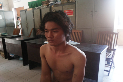 Bị nạn, cướp tài sản,  Kha Hoài Bảo, công an, TP.HCM