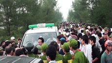 Những 'hổ báo' dũng mãnh trong đám đông