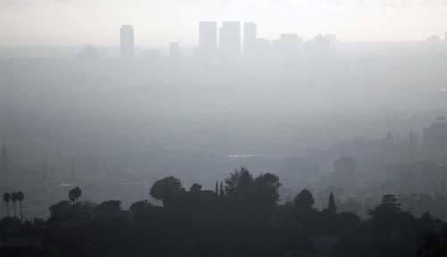 Trung Quốc, Mỹ, ô nhiễm không khí, khí thải