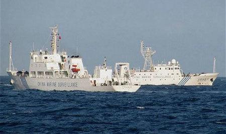 Trung Quốc, Biển Đông, chủ quyền, hải quân, 'Tam Sa'