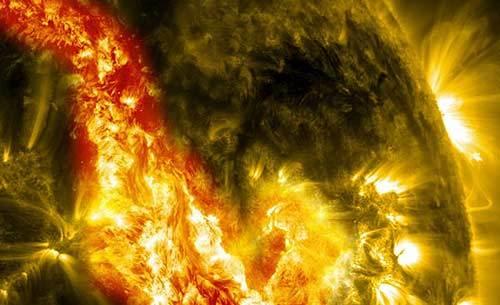 bão mặt trời, trái đất, ứng phó, vũ trụ, hệ thống cảnh báo