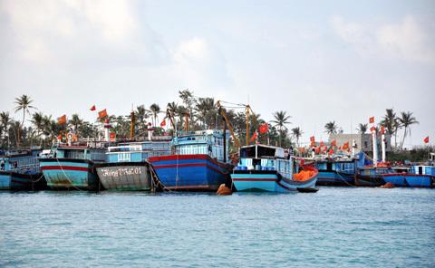 Thủy thủ tỷ phú ở 'Làng Chanchu'