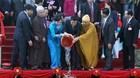 Chủ tịch nước thả cá nhân ngày Tết ông Công, ông Táo
