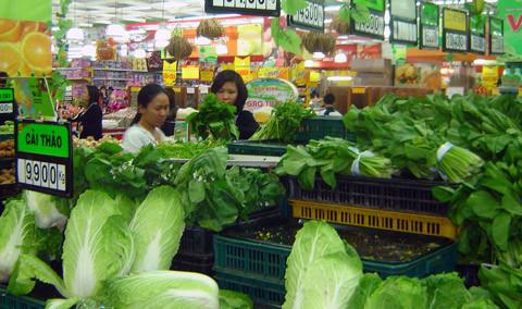 Tết nghèo, chỉ số giá tiêu dùng tăng thấp
