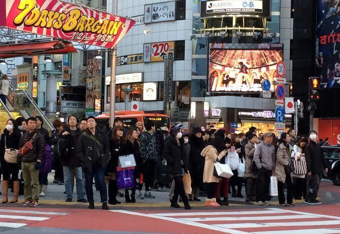 sắm tết, hàng hiệu, Nhật Bản, sale, nghỉ lễ, buôn bán
