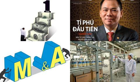 Khát vọng tỷ đô của doanh nhân Việt
