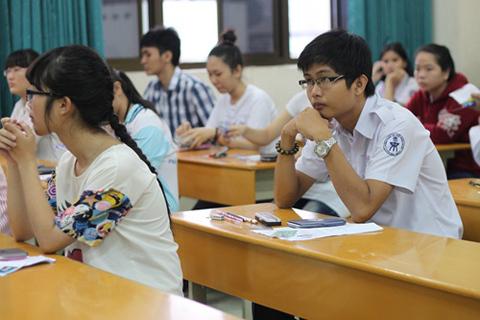 đại học, cao đẳng, tuyển sinh, 2014, Bộ GD-ĐT