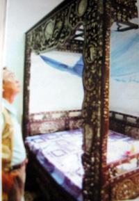 giường, 7 tỷ, Công tử Bạc Liêu, cổ vật, chùa Chén Kiểu