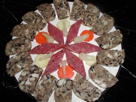 món ăn, bánh chưng, bánh tét, món ăn ngày tết