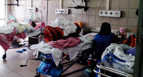 ngộ độc rượu, ngộ độc thực phẩm, trung tâm chống độc, BV Bạch Mai