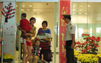 Ngày đoàn tụ ấm tình thân của cô dâu Việt