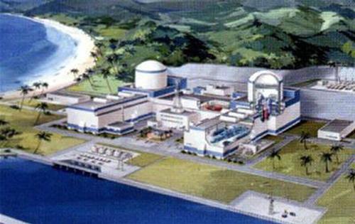 điện gió, điện hạt nhân