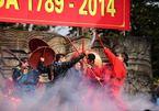 Tái hiện chiến thắng Quang Trung đại phá quân Thanh