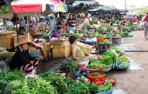 Dạo quanh các chợ trên địa bàn TP.HCM, các...