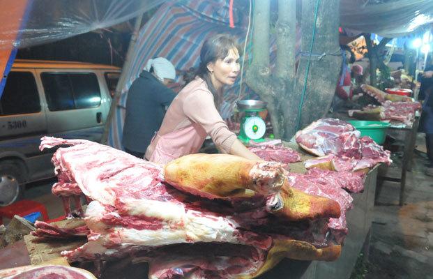 Chợ Viềng Nam định Mở Vào Ngày Nào: Chợ-Viềng, Nam-Định, Thịt-bê, Du-khách