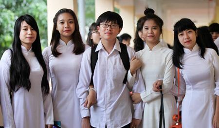 GS Ngô Bảo Châu, tuyển sinh, Vũ Đức Đam