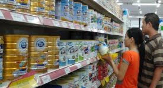 giá-sữa, tăng, Bộ-Tài-Chính, sữa-bột