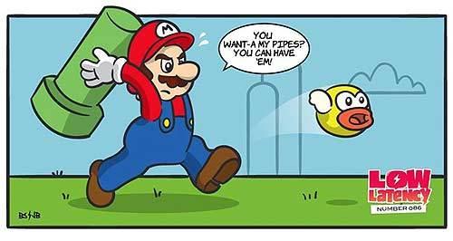 Nintendo, Flappy Bird, game, đồ họa, chương trình, t� i khoản