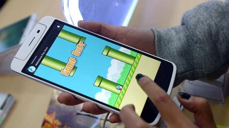 Flappy Bird, Nguyễn H� Đông, Mashable, Twitter