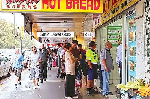 Australia, bánh-mì, Việt-Nam, Subway