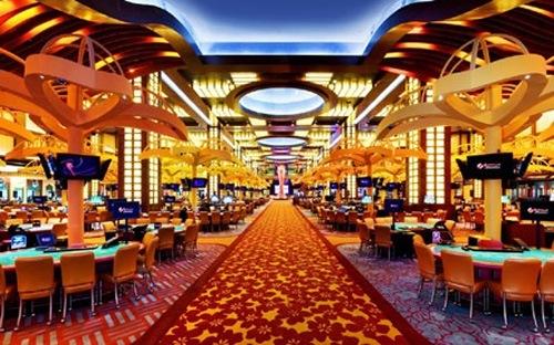 Đua nhau xây casino: Sắp mở cửa cho người Việt