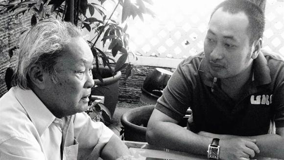 Chuyến đi cuối của nhà văn Nguyễn Quang Sáng