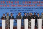 Thủ tướng phát lệnh khởi công cầu vượt biển lớn nhất ĐNA