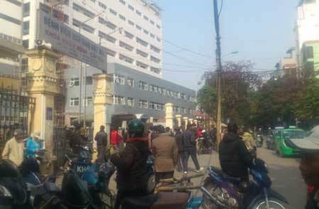 Chợ đen mua bán thận ở Việt Nam