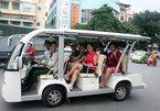 Đề xuất xe điện hoạt động ở các khu du lịch