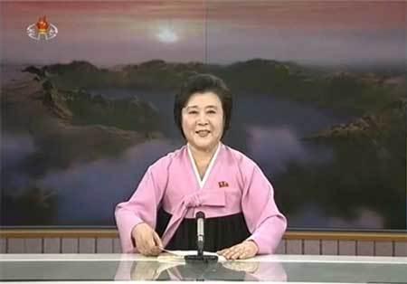 Nữ MC truyền hình lừng danh nhất Triều Tiên