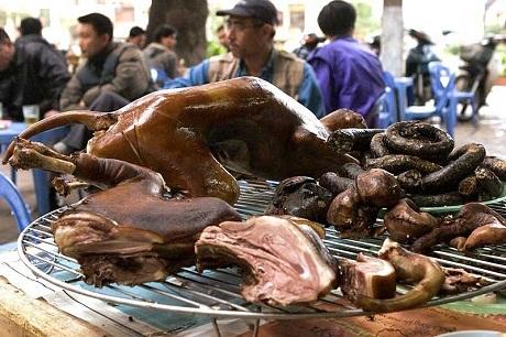 Ăn nhậu Việt Nam: 5 triệu con chó và 3 tỷ lít bia