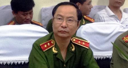 thượng tướng Phạm Quý Ngọ