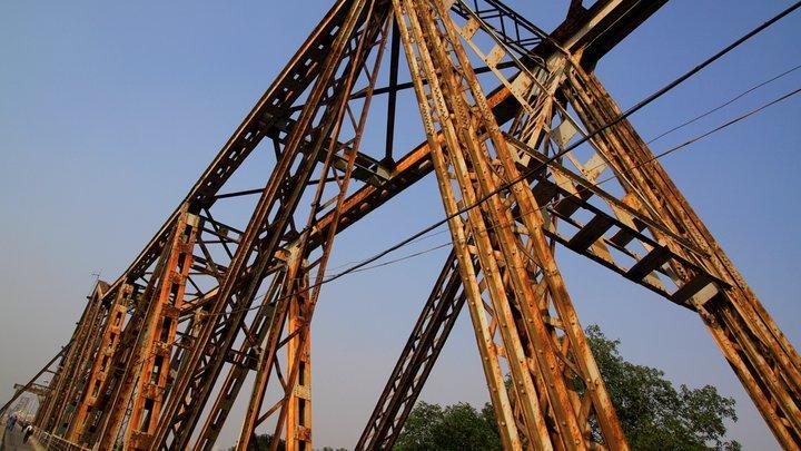cầu Long Biên, di sản, kiến trúc
