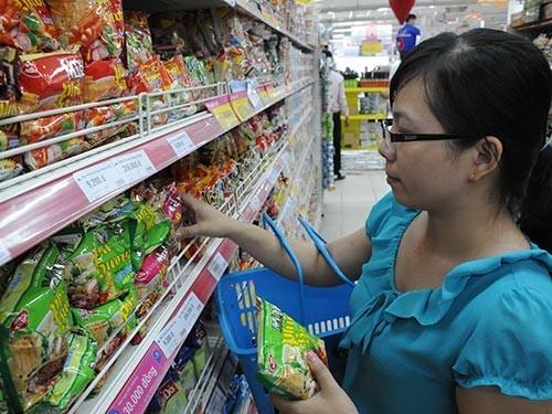 Đại gia lăn xả tranh nhau thị phần mì gói Việt