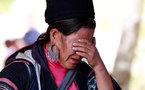 Nỗi đau tang trùng tang quanh cây cầu sập ở Lai Châu