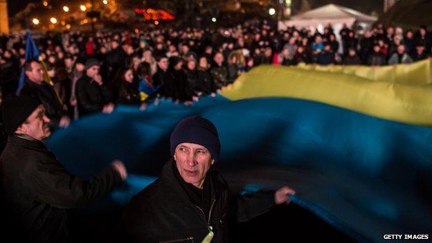 Làn sóng thứ hai của cuộc cách mạng Maidan
