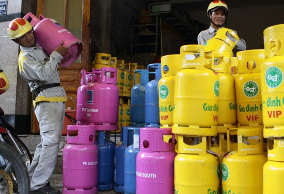 Đại-lý-gas, hệ-thống-phân-phối, quy-hoạch-lại, giá-gas, chế-tài, thị-trường-gas