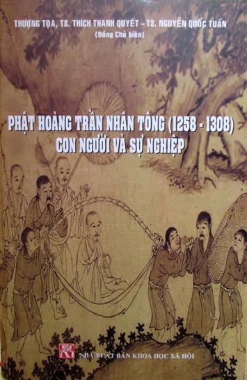 Sách mới về Phật hoàng Trần Nhân Tông
