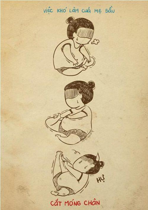 Nhật ký của mẹ, Nguyễn Hải Hà, Kawa Chan, truyện tranh cho người lớn