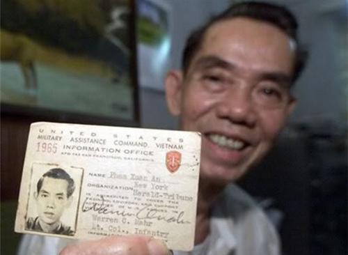 Điểm yếu của điệp viên Phạm Xuân Ẩn