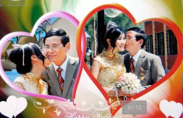 đại-gia-Lê-Ân, đám-cưới, vợ-trẻ, siêu-giường