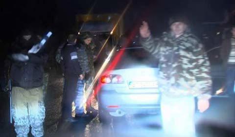 Crưm, Ukraina, buôn lậu, vũ khí