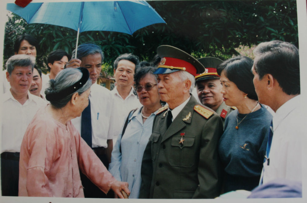 Lưu bút đau đáu của Đại tướng Võ Nguyên Giáp