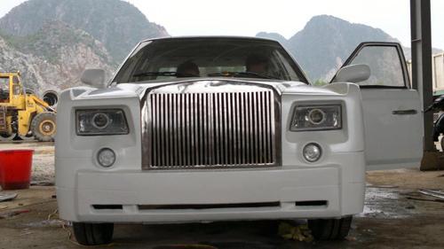 Phê với siêu xe tự chế của fan cuồng Việt Nam