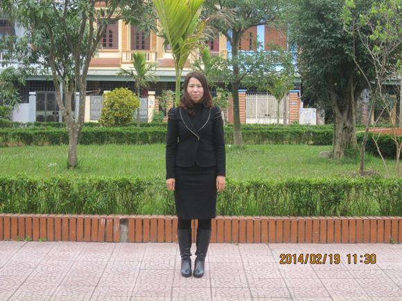 Cô giáo, chuyên Văn, THPT Chuyên Thái Bình
