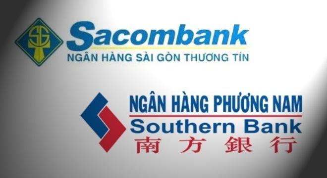 Sáp nhập Sacombank và Phương Nam, chuyện rồi sẽ đến?
